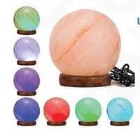 Globe Use Salt Lamp