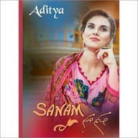 Sanam Cotton Dress Catalog