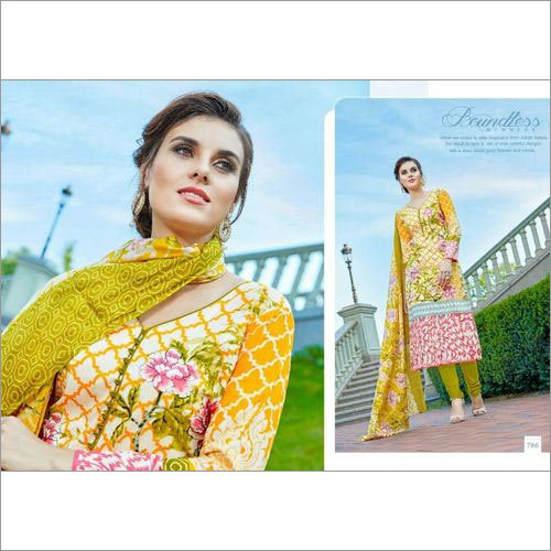 Sanam Cotton Salwar Suits