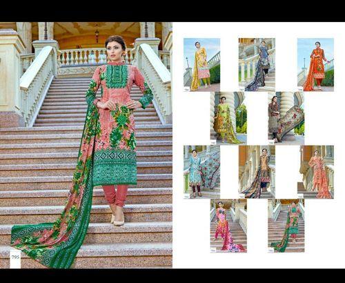 Latest Sanam Cotton Salwar Suits