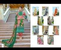 Latest Sanam Cotton Salwar Suits