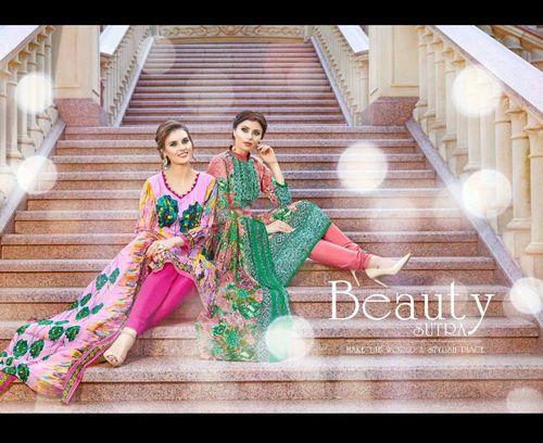 Sanam Cotton Salwar Suits / Jetpur