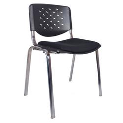 Black Acero Metal Chair