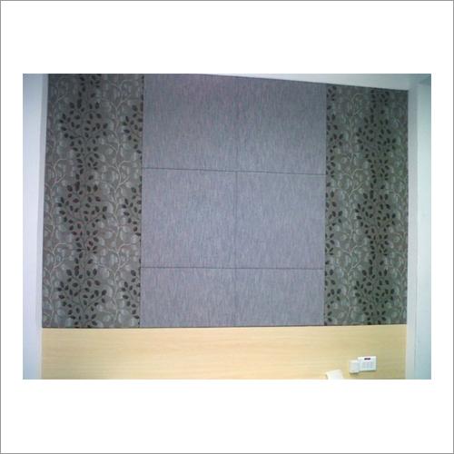 Fabric Wall Paneling
