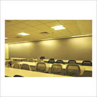 Fabric Acoustic Wall Paneling