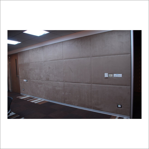 Acoustical Wall Paneling