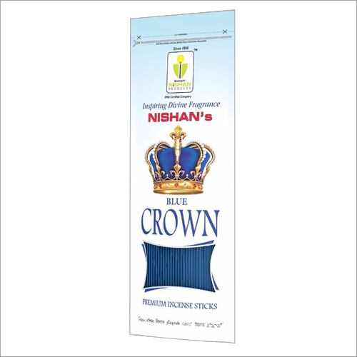 Blue Crown Premium Incense Sticks