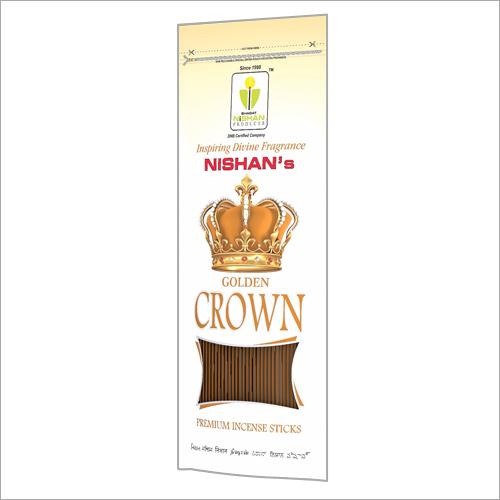 Golden Crown Premium Incense Sticks