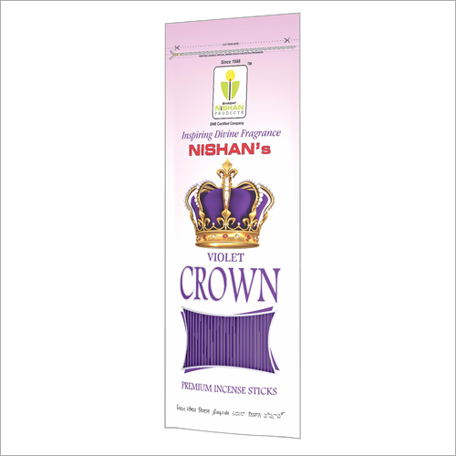 Violet Crown Premium Incense Sticks