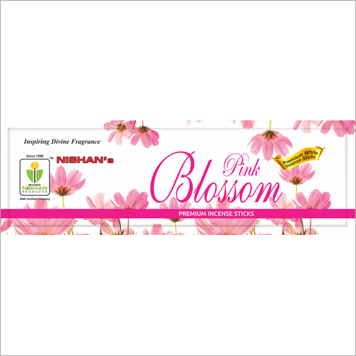 Blossom Premium Incense Sticks Small Pouch Pack