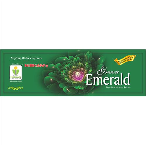 Emerald Premium Incense Sticks Small Pouch Pack