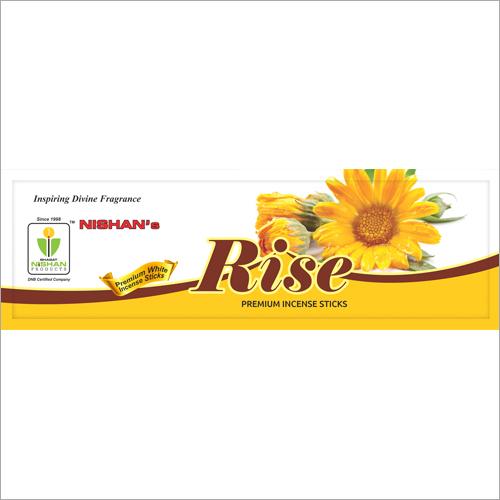 Rise Premium Incense Sticks Small Pouch Pack