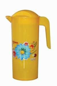 FOIL PRINTED PLASTIC WATER JUG VIJAY