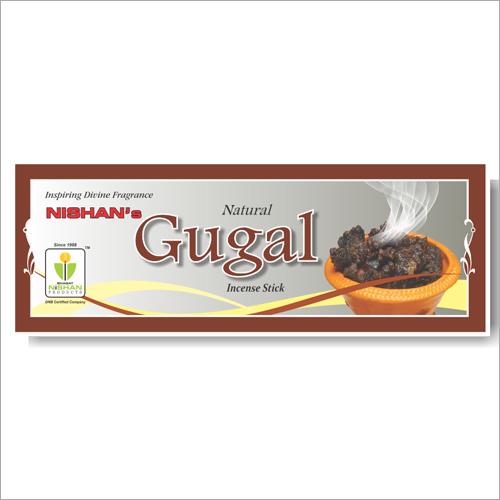 Gugal Incense Sticks Regular Pouch Pack