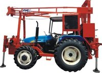 Tractor Mounted Core Drilling Rig