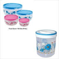 Plastic Container / Plastic Jars