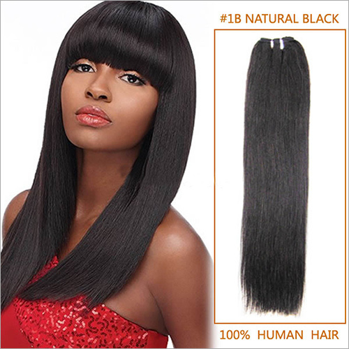 Natural Straight Weft Hair