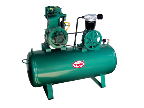 Two Stage Cylinder Compressor