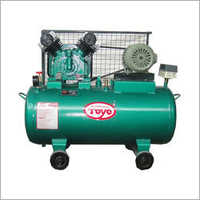 Single Stage Double Cylinder Compressor