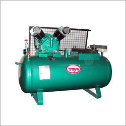 Single Stage Double Cylinder