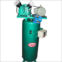 Single Stage Dual Cylinder Compressor
