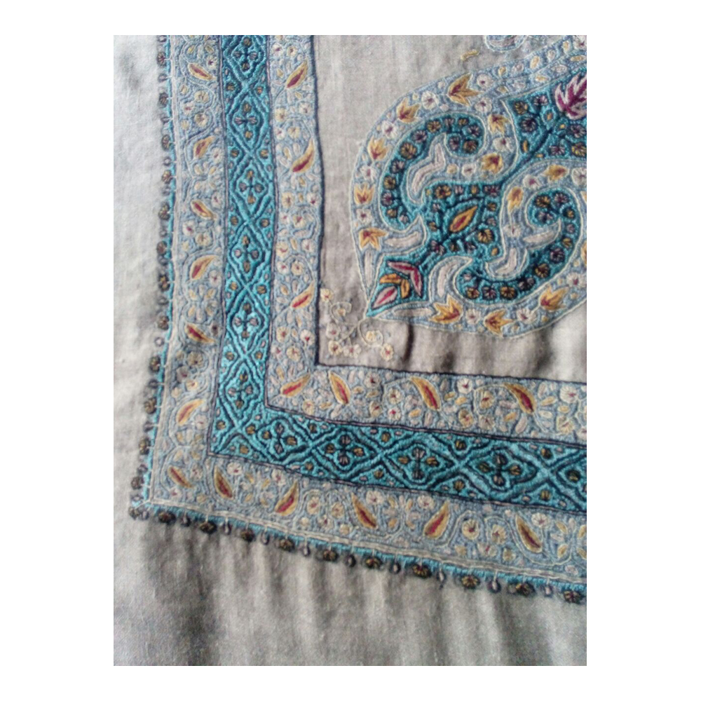 Ladies Printed Pashmina Shawl