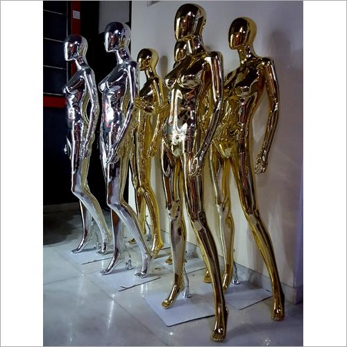 Chrome Mannequins