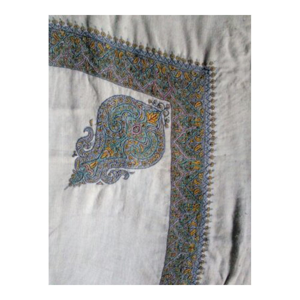 Ladies Hand Embroidered Pashmina Shawl