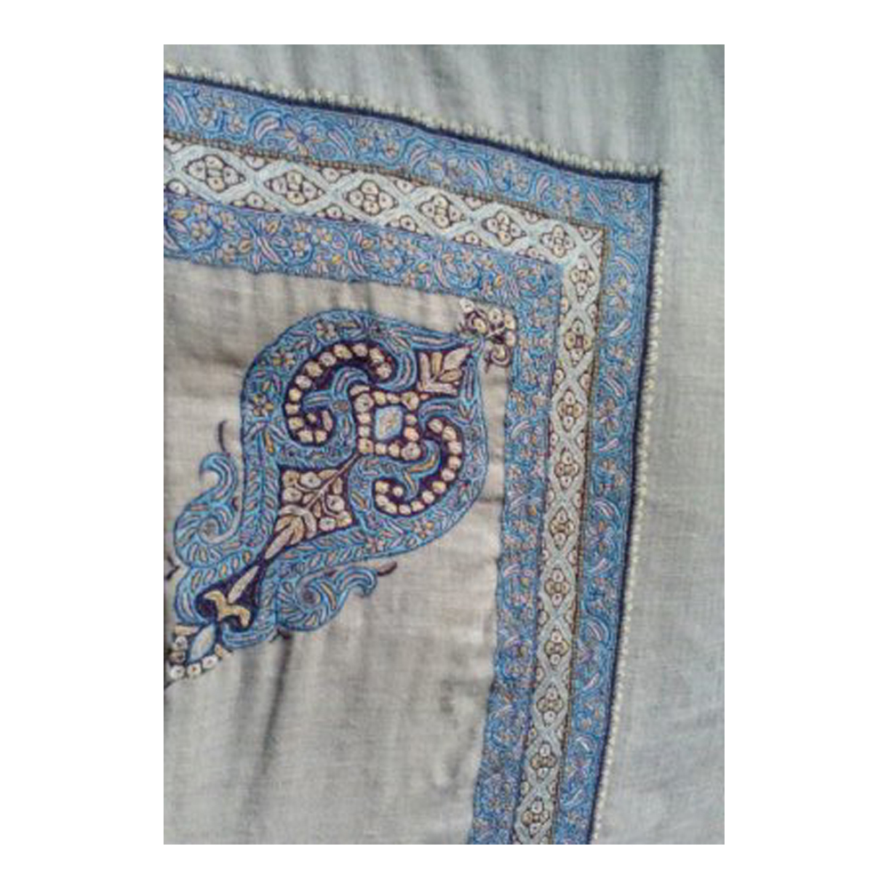 Ladies Fancy Hand Embroidered Pashmina Shawl