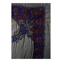 Embroidered Pashmina Shawl
