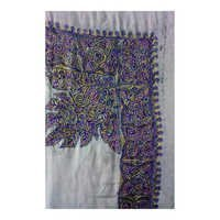 Ladies Embroidered Pashmina Shawl