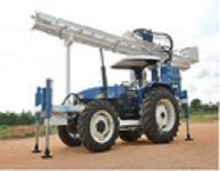 Tractor Mounted Dth Drilling Rig Manufacturer