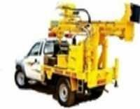 Pick Up Truck Mounted Drilling Rig DTH 100