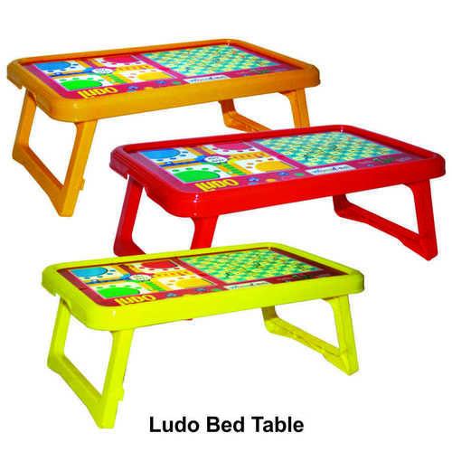 WONDER PLASTIC CHILDREN LUDO BED TABLE