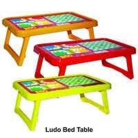 PLASTIC CHILDREN LUDO BED TABLE