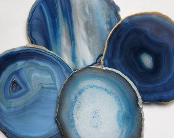 Blue Onyx Big Slices