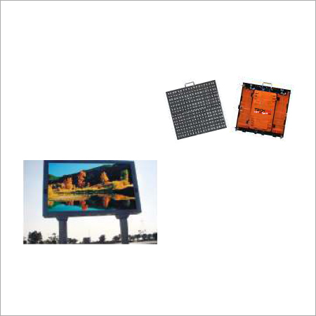 P6 Outdoor Full Color Display