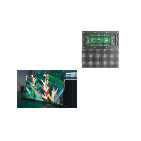 P8 Outdoor Full Color Display