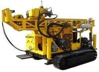 Crawler Mounted Mineral Exploration Drilling Rig