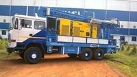 Core Cum DTH Drilling Rig