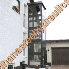 Residential Hydraulic Lift