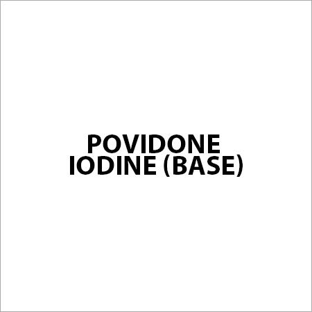 Povidone Iodine (BASE)