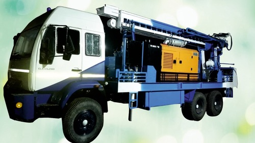 Pdthr 300 Man Truck Mounted Water Well Drilling Rig