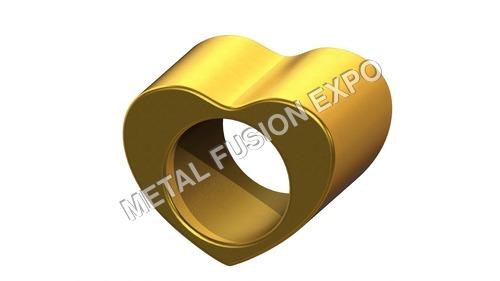 Heart shape napkin Ring