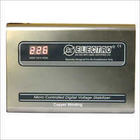 Micro Controlled Digital Voltage Stabilizer