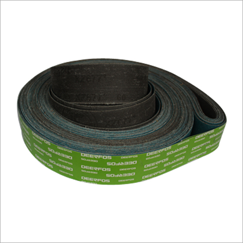 Coated Abrasive Belt