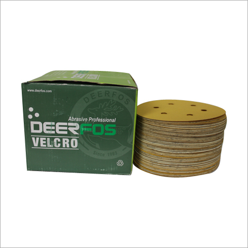 Velcro Disc Pad