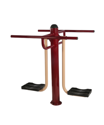 Mini Ski Outdoor Gym Equipment