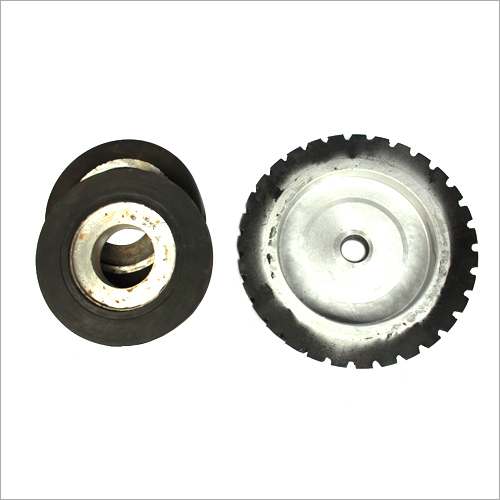 Rubber Contact Wheel
