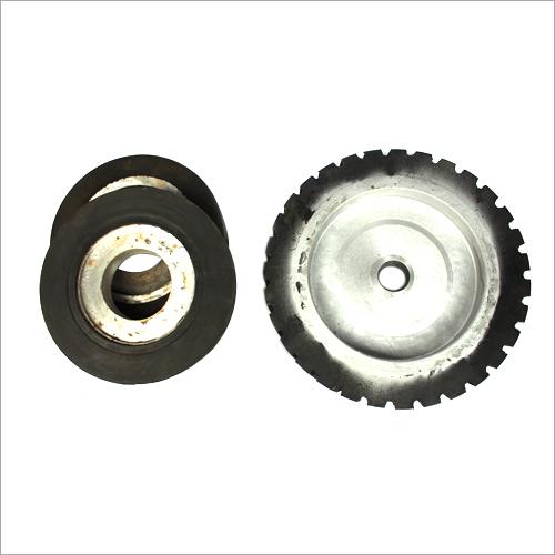 Rubber Contact Wheel